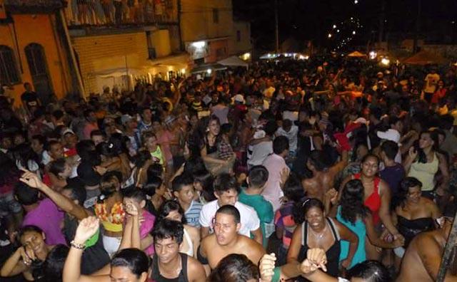 Oito bandas de rua agitam o fim de semana