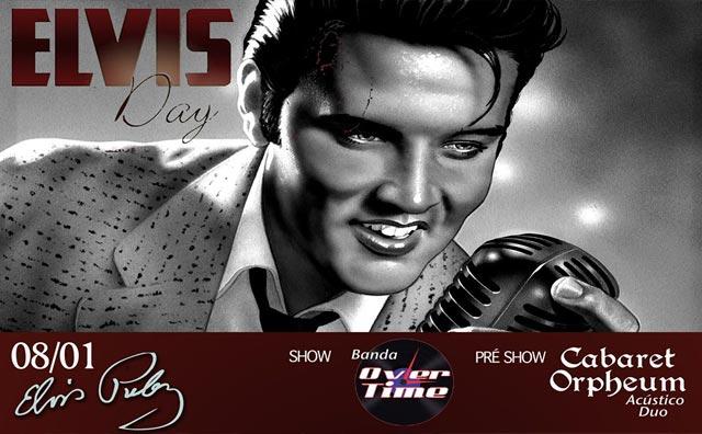Manaus recebe especial Elvis Day!