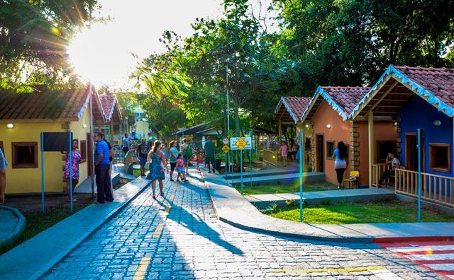 Parque Cidade da Criança reabre com programação especial