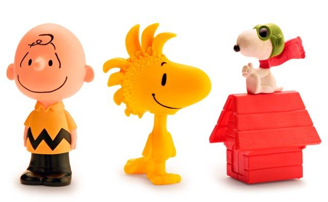 Snoopy estrela nova campanha do McLanche Feliz