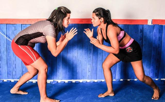 Gladiator Fight 2: luta feminina promete!
