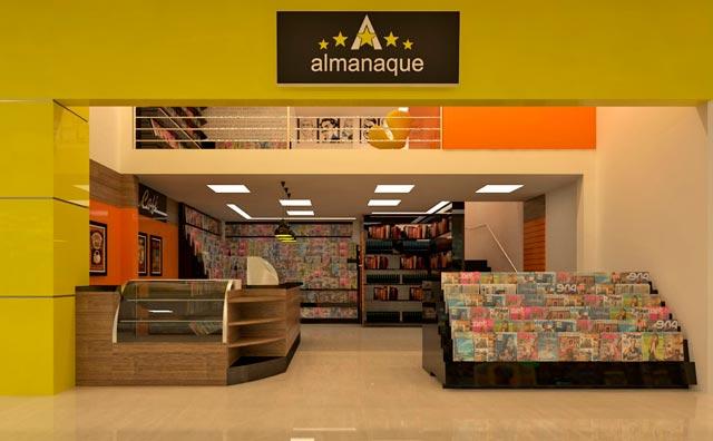 Maior rede de revistaria do Brasil chega em Manaus nesta sexta (08/01)