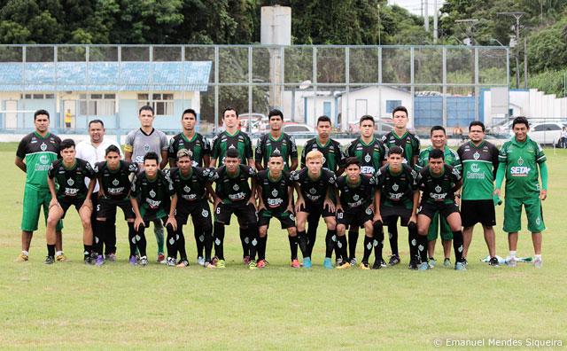 Manaus FC vence Nacional de virada e fatura returno do Juvenil