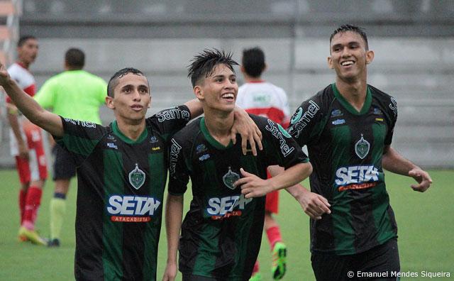 Manaus FC goleia Sul América e fica mais perto da taça do Amazonense