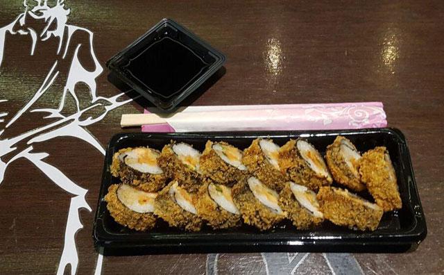 Comida japonesa é novidade no Porão do Alemão