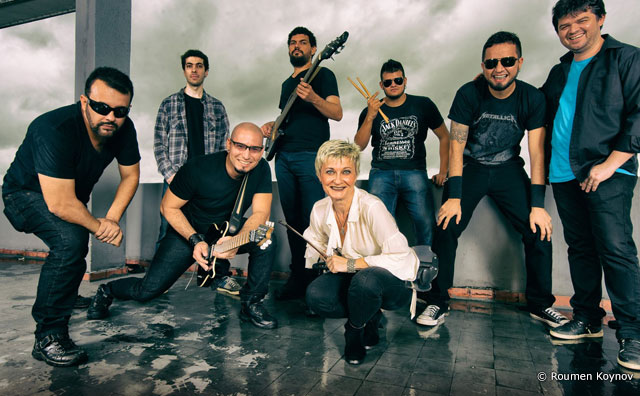 The Frontmen of Rock na Sexta-Feira 13 do Porão