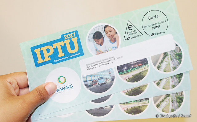 IPTU e Alvará 2017 já podem ser consultados via internet