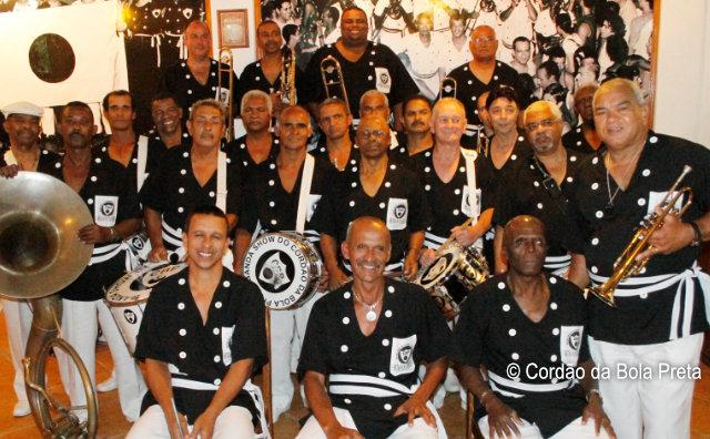 Baile do Hawaii recebe show do centenário do Cordão da Bola Preta