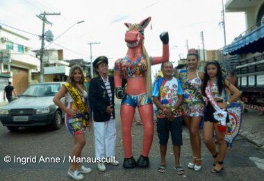 Cem bandas e blocos ganham as ruas de Manaus no Carnaval 2018