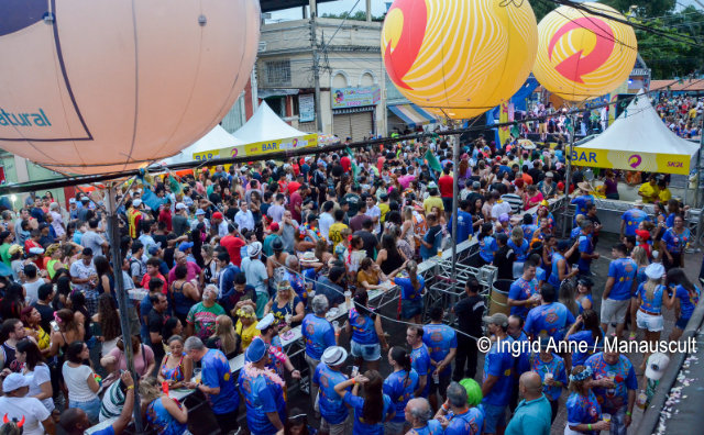 Folia nas ruas de Manaus inicia neste fim de semana