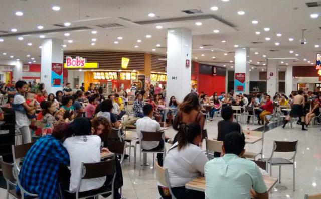 Danças de todos os estilos no Circuito Cultural do Manaus Plaza