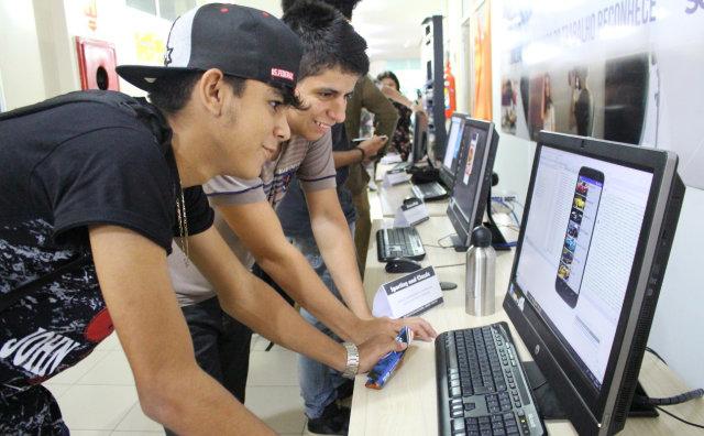 Senac AM divulga lista de cursos na área de informática