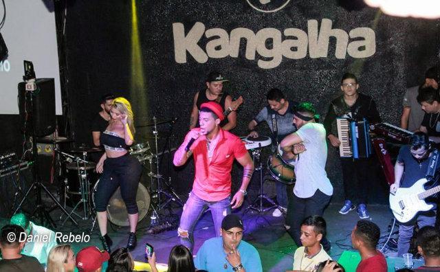 Festa no Kangalha reúne diversos artistas de Forró, nesta quinta (17)