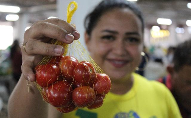 Feira de produtos regionais do Manaus Plaza Shopping agora também nas terças-feiras
