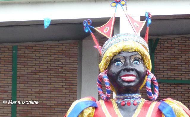 Kamélia abre Carnaval de Manaus 2019 comemorando 80 anos de tradição