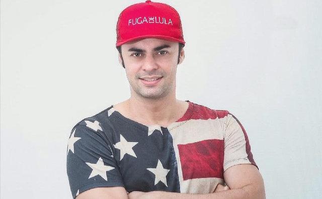Marcos Ariggó se apresenta no Chapéu Goiano, nesta sexta (01)