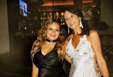 Nete Lima e Isabel Vega homenageiam Gal e Bethânia no Galvez Botequim amanhã