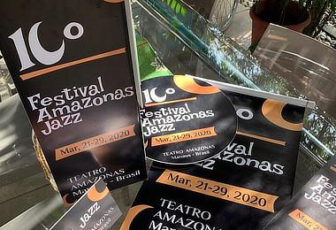 Festival Amazonas Jazz terá roteiro gastronômico