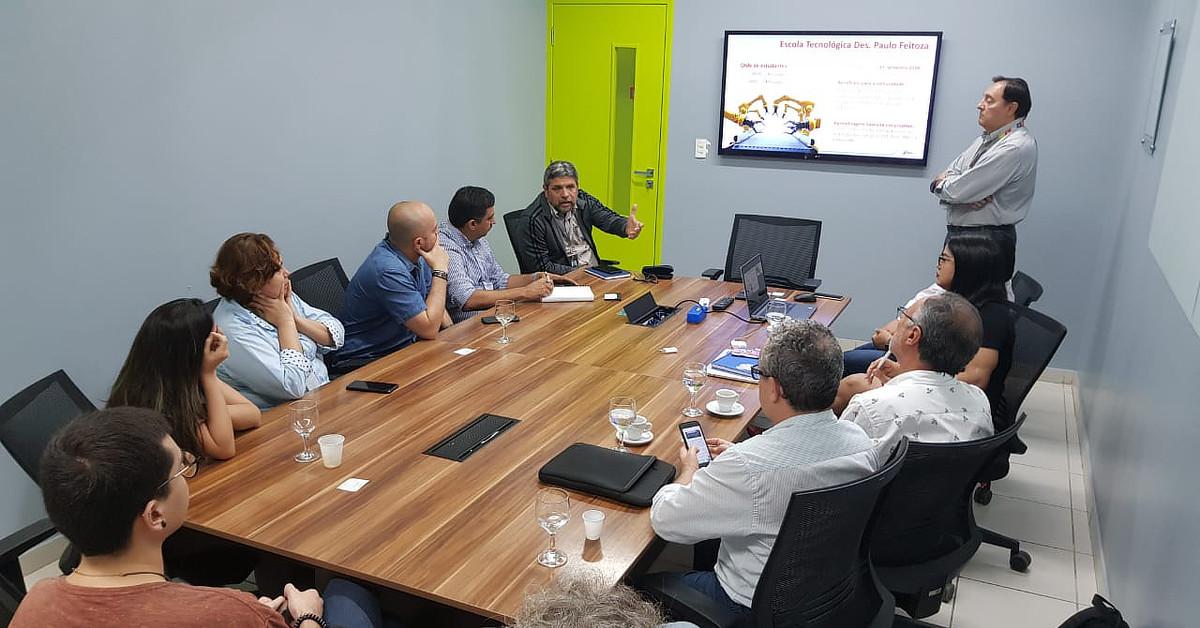 Cláudio Marinho será responsável pela criação do Distrito de Inovação