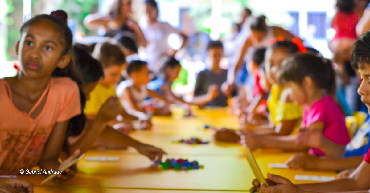Programação de férias no parque da Criança terá espetáculo neste final de semana