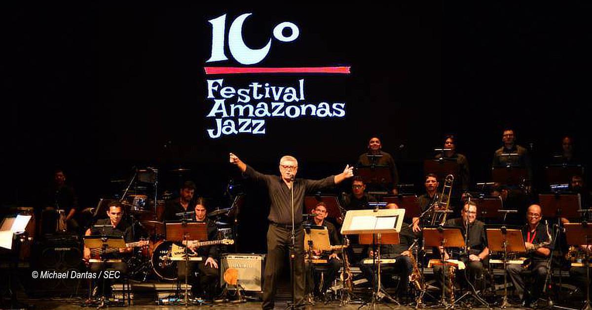 Festival Amazonas Jazz será divulgado em evento nos EUA