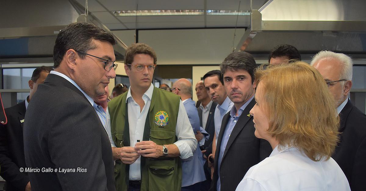 Ministro do MMA defende bioeconomia como vetor complementar ao PIM
