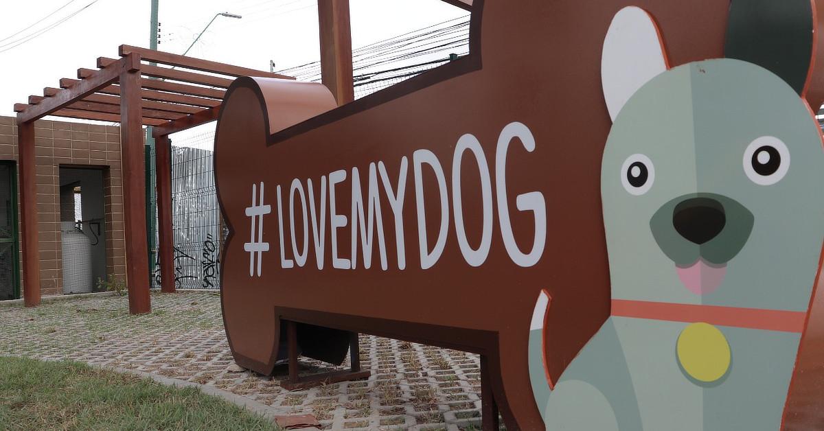 Amazonas Shopping inaugura primeiro Pet Park em centro de compras de Manaus