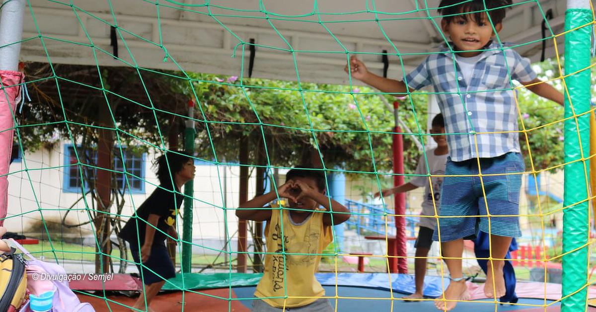 Atividades do Parque da Criança retornam nesta sexta com programação de férias