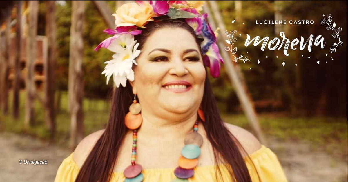 Morena de Lucilene Castro tem mais de 12 mil visualizações