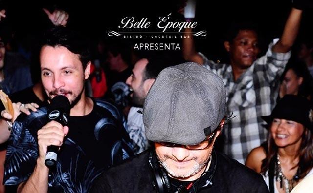 Belle Époque estreia neste domingo, 14, o Belle Brunch, com DJs