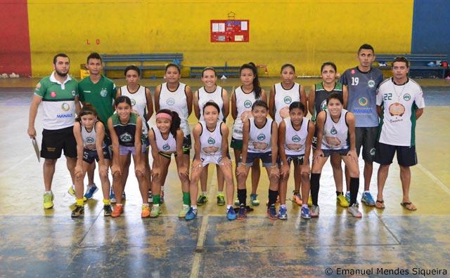 Time Sub-20 do Estrela do Norte estreia na Copa Rede Amazônica