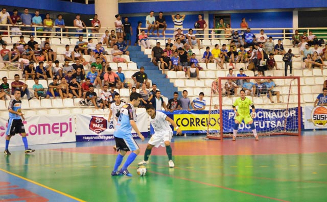 Calendário do futsal amazonense terá 36 eventos em 2016