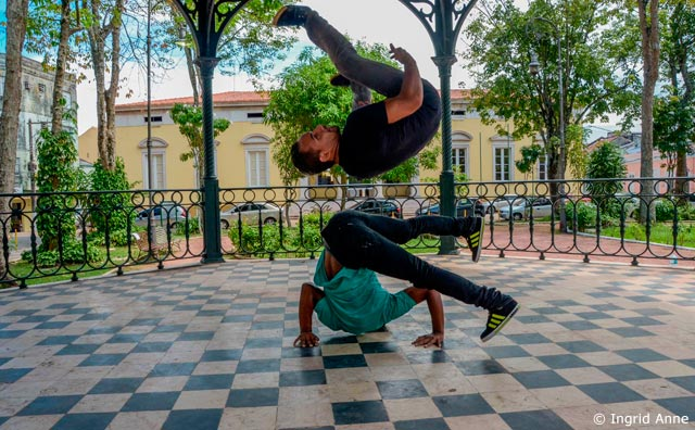 Festival celebra cultura hip hop em Manaus
