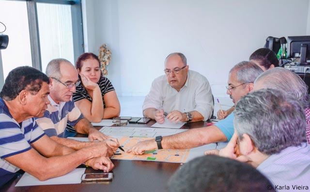 Intervenções para segunda etapa de obras da Eduardo Ribeiro