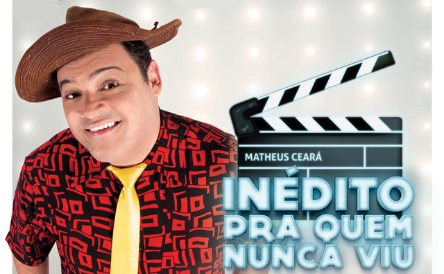 Humor cearense em dose dupla no Teatro Manauara, em março