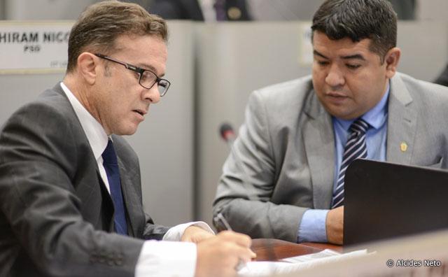 Iniciativa positiva de vereadores acelera negociação