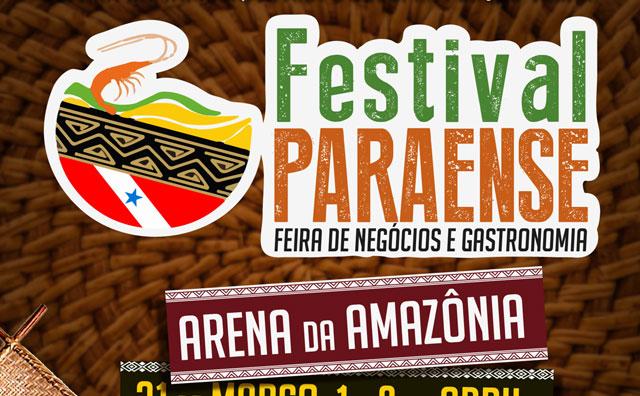Festival Paraense A Feira de Negócios e Gastronomia