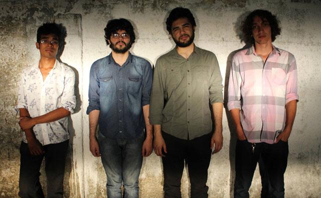 Banda Luneta Mágica leva o psicodélico ao Teatro da Instalação