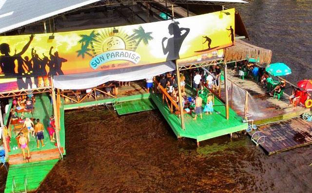 Banda do Sun Paradise é neste domingo na Praia Dourada