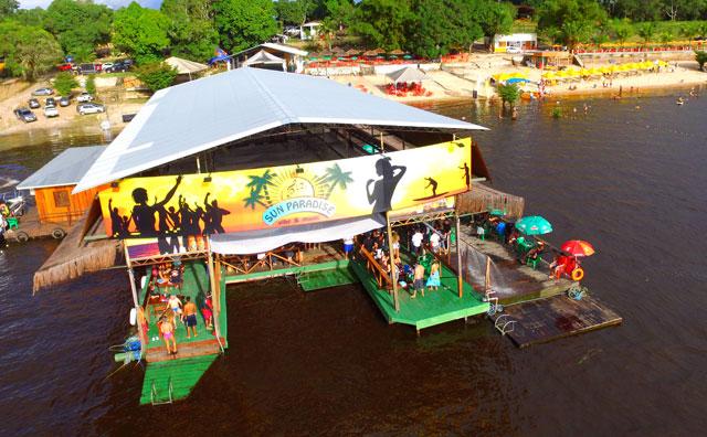 Flutuante Sun Paradise lança programação de Carnaval com promoções