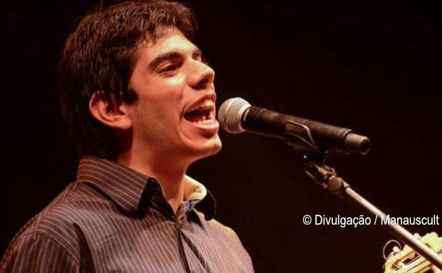 Dudu Brasil lança terceiro CD em show no Teatro Amazonas