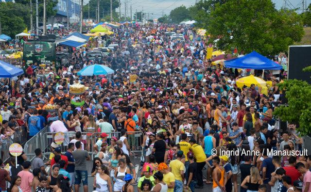 Galo de Manaus 2018 terá três trios e cinco palcos no Sambódromo