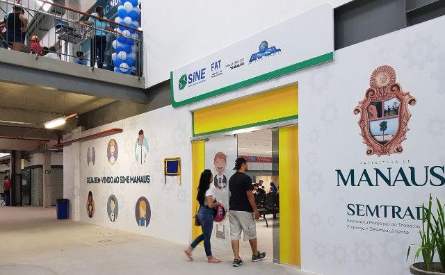 Postos do Sine Manaus selecionam candidatos para mais de 50 vagas