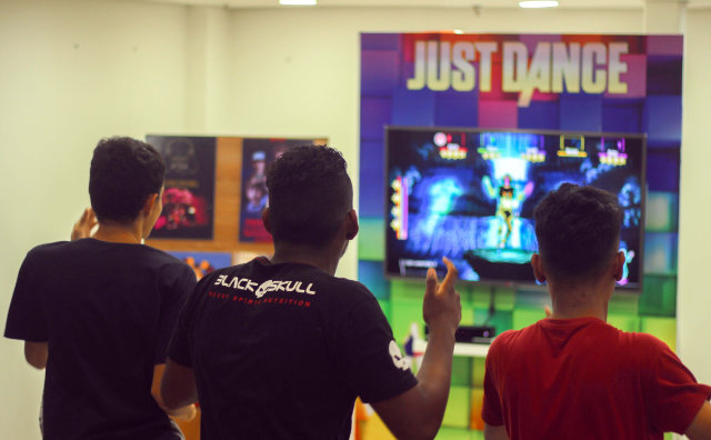 Millennium Shopping promove torneio de Just Dance