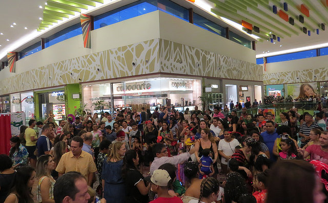 Manauara Shopping realiza Bailinho de Carnaval gratuito