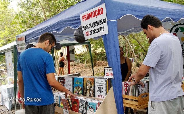 Fuá terá primeira edição do ano no Parque Municipal do Mindu