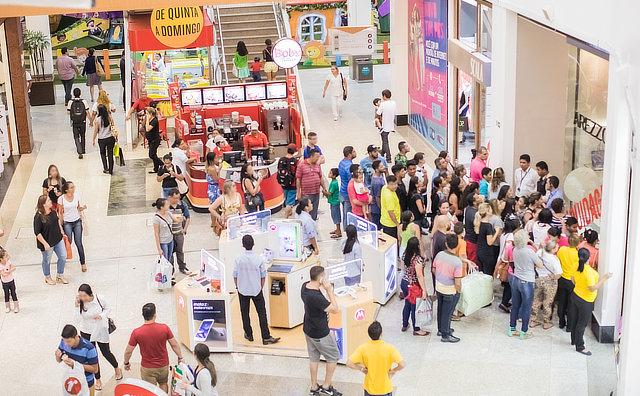 """Ofertas do """"Liquida Ponto Mix"""" seguem até domingo no Amazonas Shopping"""