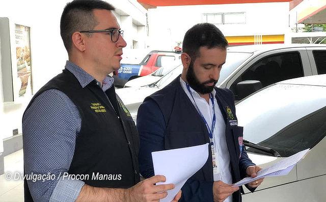 Após fiscalizações, preço da gasolina em Manaus alcança menor valor entre as capitais
