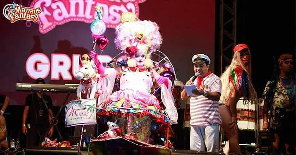 Ingressos para o Manaus Fantasy entram no segundo lote de venda