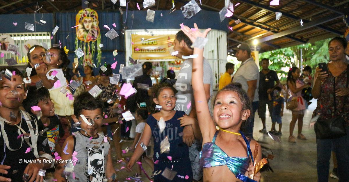 Parque da Criança recebe esquenta de Carnaval neste final de semana